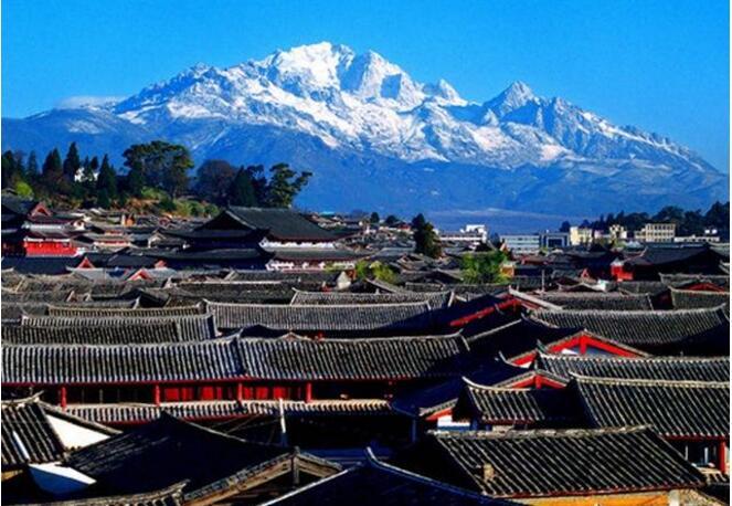 云南的风景名胜有哪些?